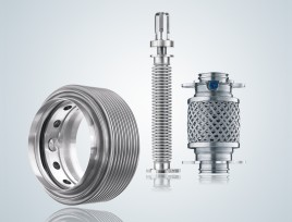Aerospace Components Product Overview Image Text