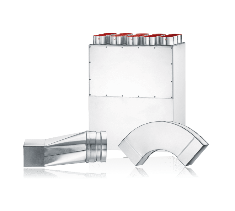 HYDRA Residential ventilation Product Teaserslider